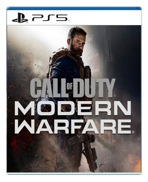 Call of Duty Modern Warfare para PS5 - Mídia Digital