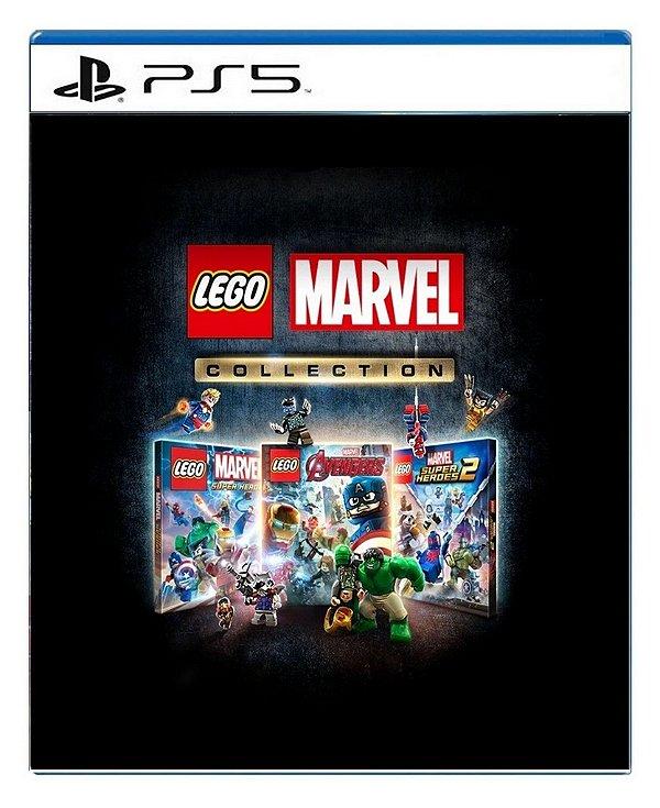 Coleção Lego Marvel para ps5 - Mídia Digital