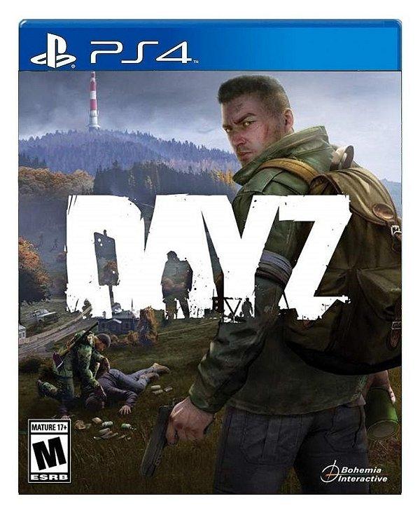 Dayz para ps4 - Mídia Digital