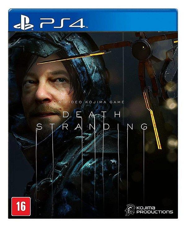 Death Stranding para PS4 - Mídia Digital