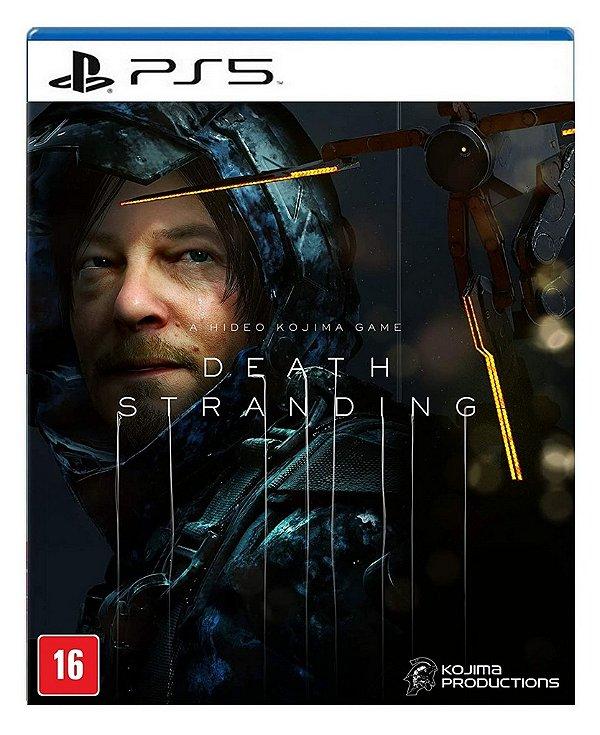 Death Stranding para PS5 - Mídia Digital