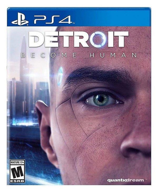 Detroit: Become Human para ps4 - Mídia Digital