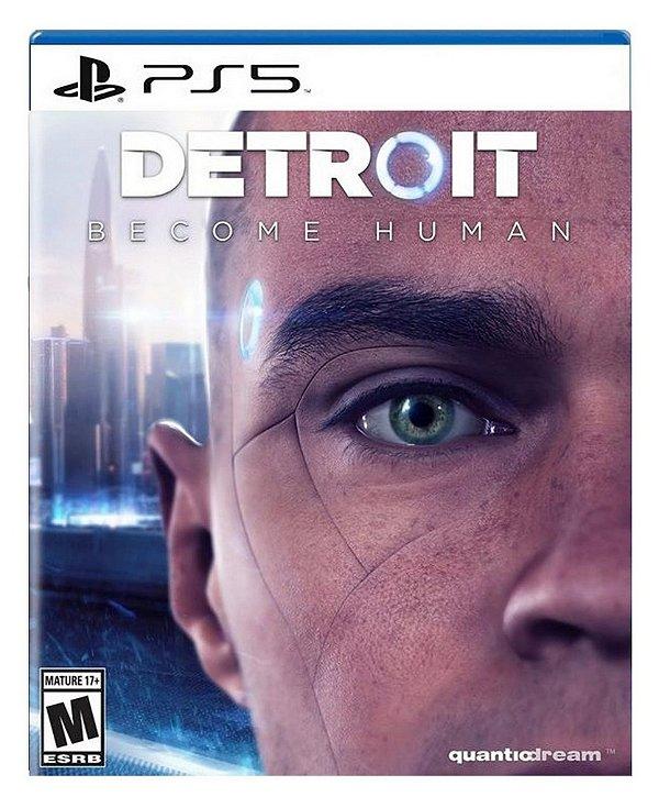Detroit: Become Human para ps5 - Mídia Digital