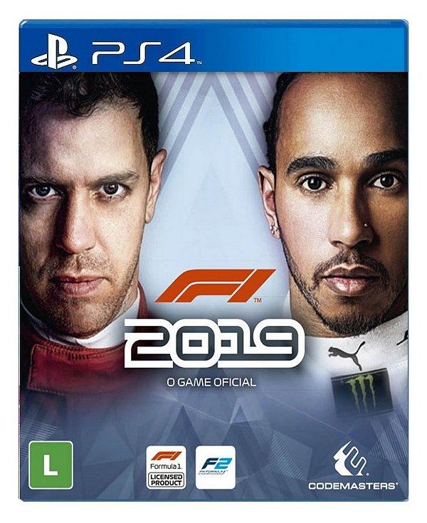F1 2019 para PS4 - Mídia Digital
