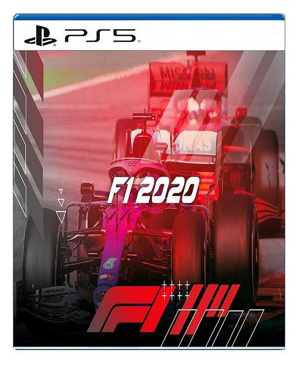 F1 2020 - Seventy Edition para PS5 - Mídia Digital