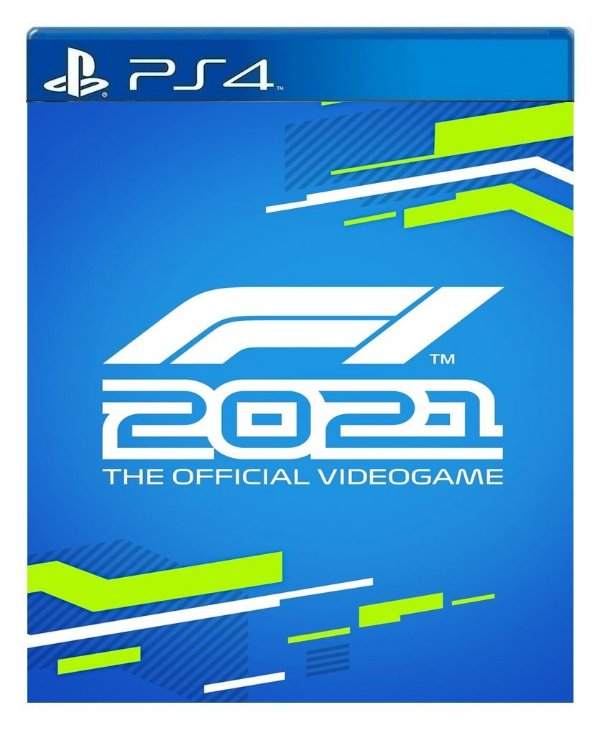F1 2021 Standard Edition para ps4 - Mídia Digital