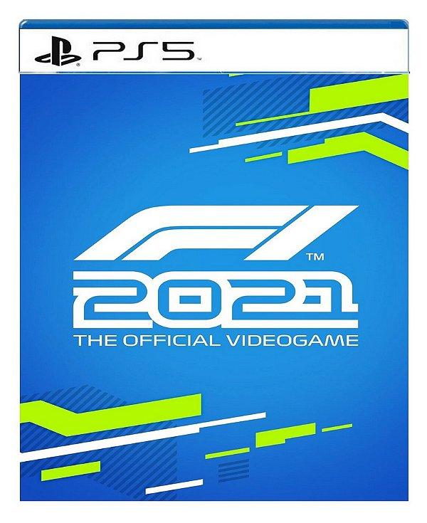 F1 2021 Standard Edition para ps5 - Mídia Digital