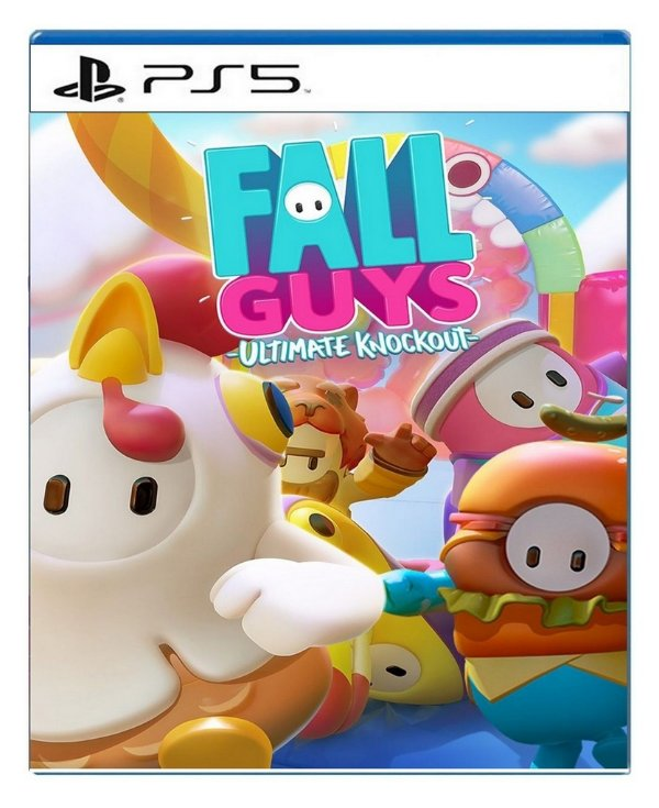 Fall Guys para PS5 - Mídia Digital