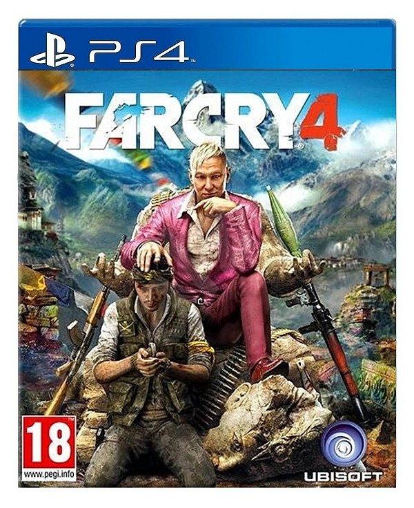 Far Cry® 4  para ps4 - Mídia Digital