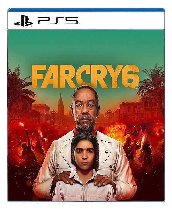 Far Cry 6 para PS5 - Mídia Digital
