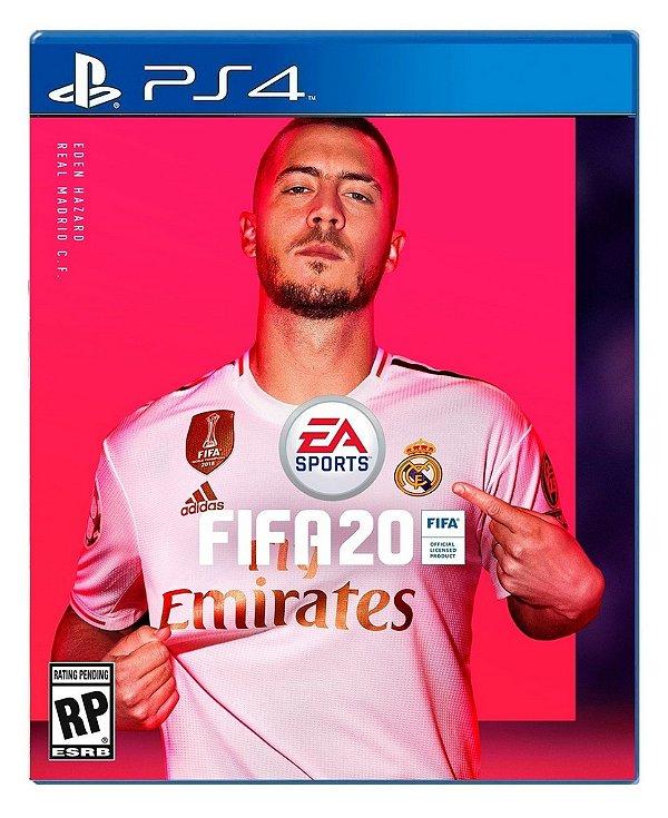 Fifa 20 para PS4 - Mídia Digital