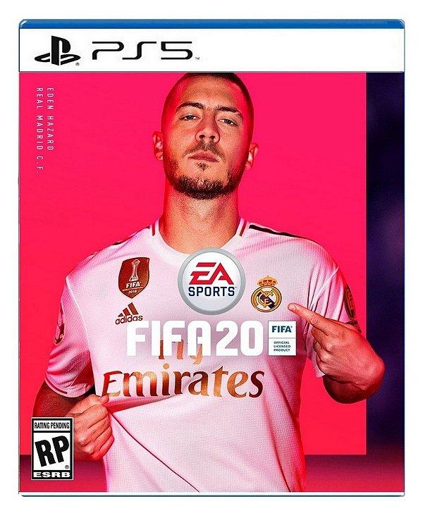 Fifa 20 para PS5 - Mídia Digital