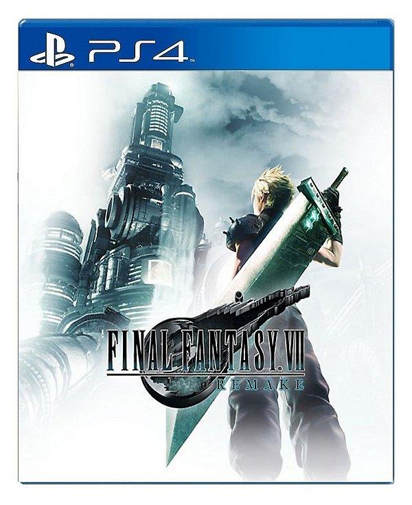 Final Fantasy VII Remake para PS4 - Mídia Digital