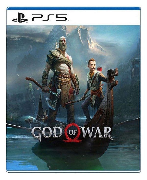 God Of War para PS5 - Mídia Digital