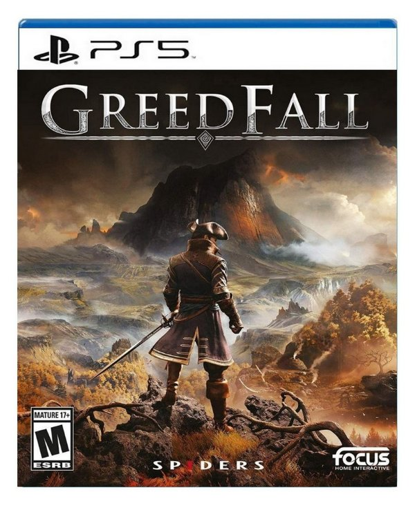 GreedFall para ps5 - Mídia Digital