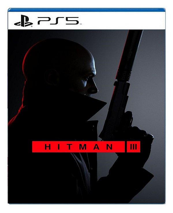 Hitman 3 para ps5 - Mídia Digital