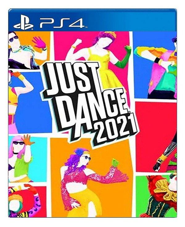 Just Dance 2021 para ps4 - Mídia Digital