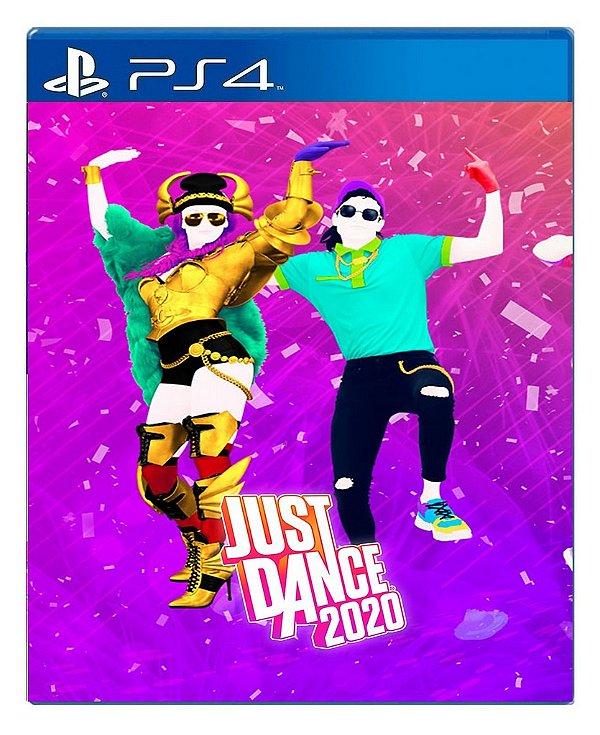 Just Dance 20 para PS4 - Mídia Digital