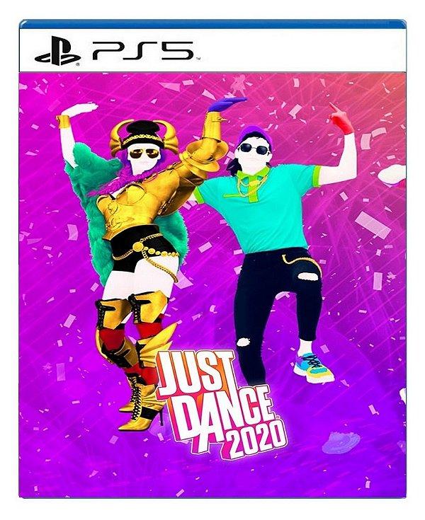 Just Dance 20 para PS5 - Mídia Digital