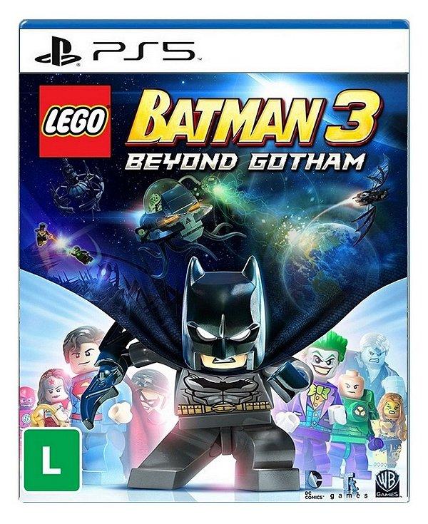 Lego Batman 3 para PS5 - Mídia Digital
