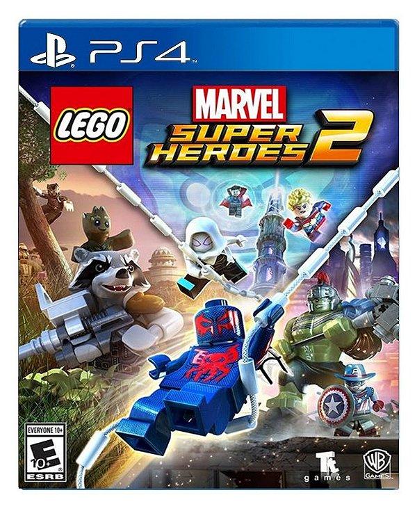 Lego Heroes 2 para PS4 - Mídia Digital