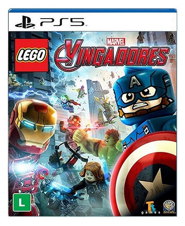 Lego Marvel's Avengers para PS5 - Mídia Digital