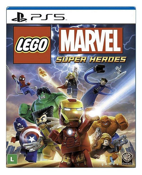 Lego Marvel Super Heroes para PS5 - Mídia Digital