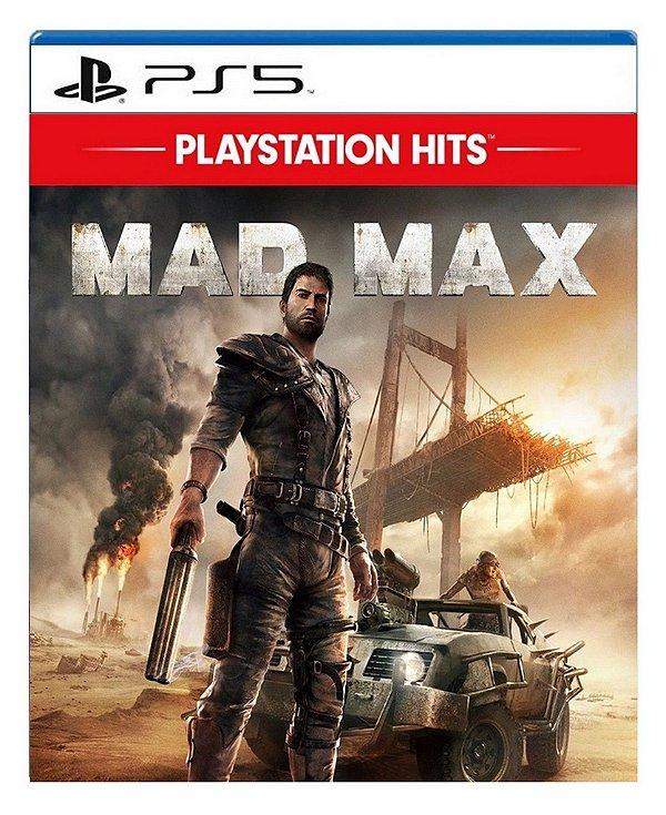Mad Max para ps5 - Mídia Digital