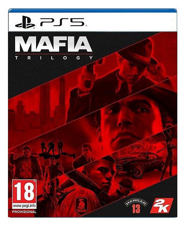 Mafia Trilogy para PS5 - Mídia Digital