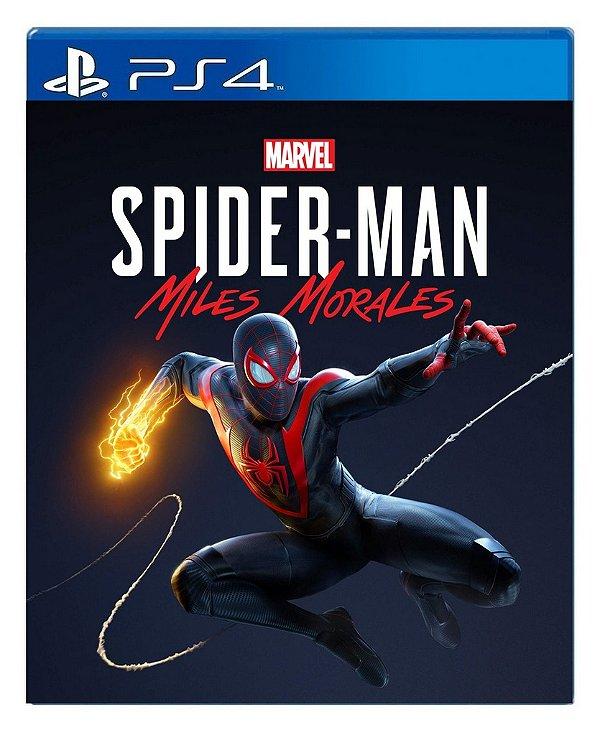 Marvel's Spider-Man: Miles Morales para PS4 - Mídia Digital