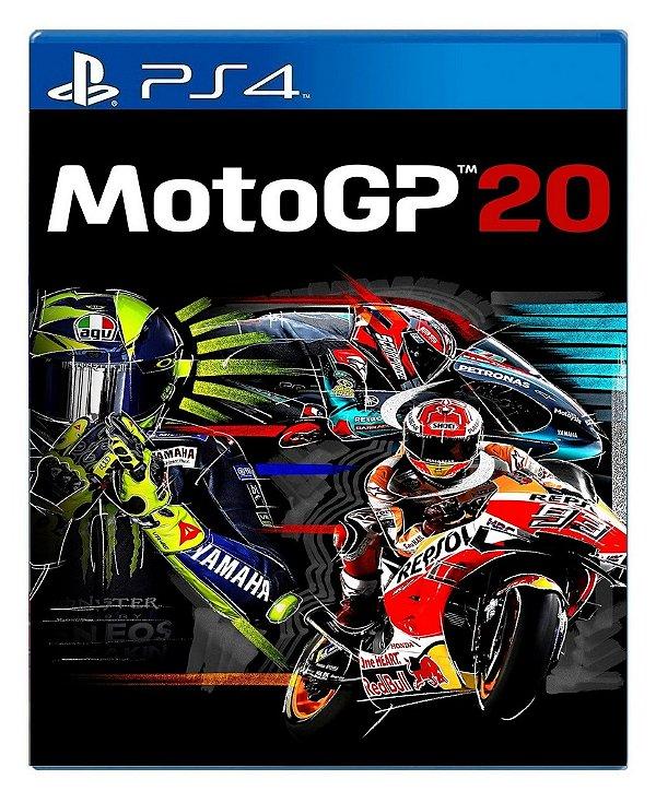 MotoGP 20 para ps4 - Mídia Digital