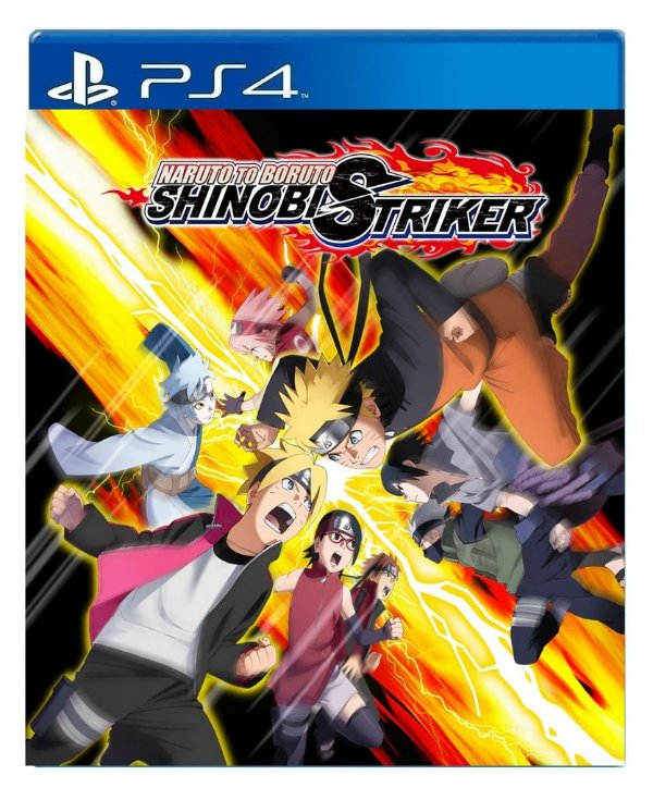 Naruto to Boruto Shinobi Striker para ps4 - Mídia Digital
