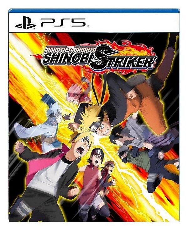 Naruto to Boruto Shinobi Striker para ps5 - Mídia Digital
