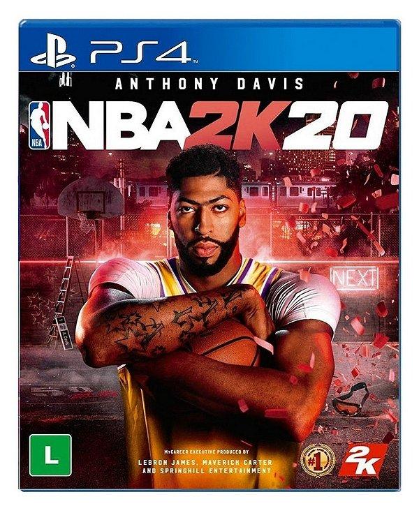 NBA 2K20 para PS4 - Mídia Digital