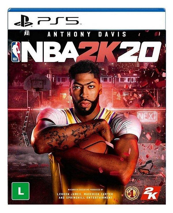 NBA 2K20 para PS5 - Mídia Digital