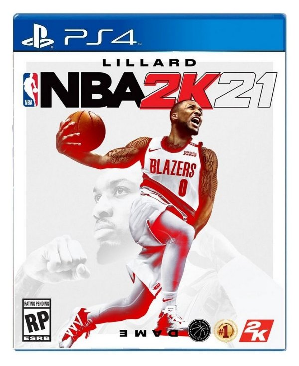 NBA 2K21 para PS4 - Mídia Digital
