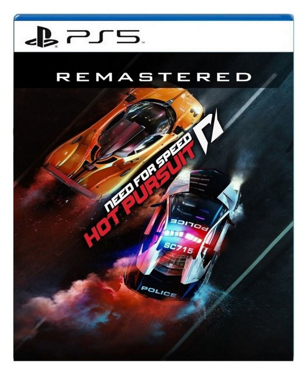Need for Speed Hot Pursuit Remastered para ps5 - Mídia Digital