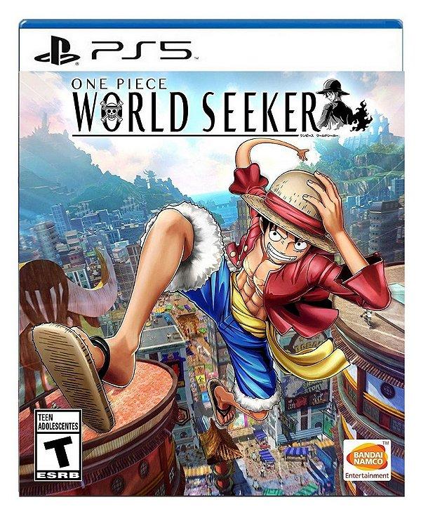 One Piece Word Seeker para ps5 - Mídia Digital