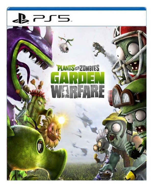 Plants vs Zombies Garden Warfare para ps5 - Mídia Digital