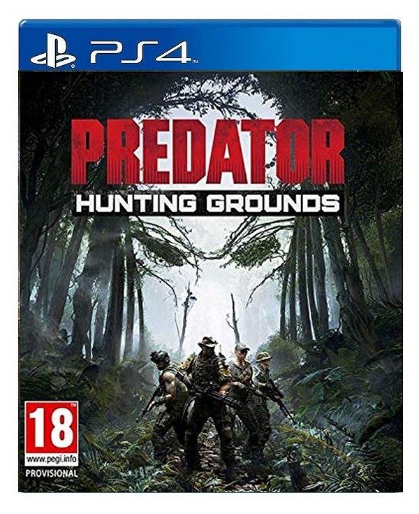 Predator: Hunting Grounds para ps4 - Mídia Digital