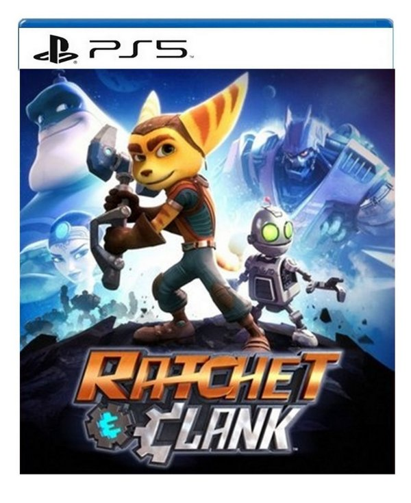Ratchet & Clank para ps5 - Mídia Digital