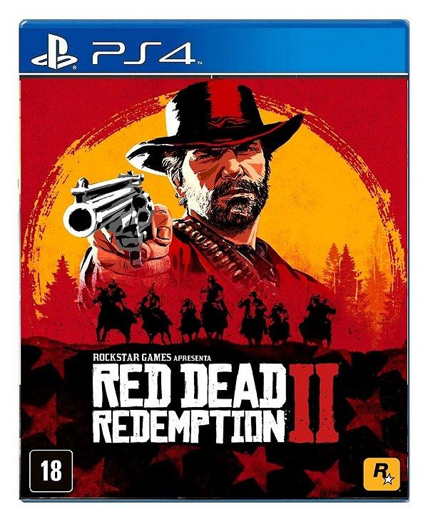 Red Dead Redemption 2  para PS4 - Mídia Digital