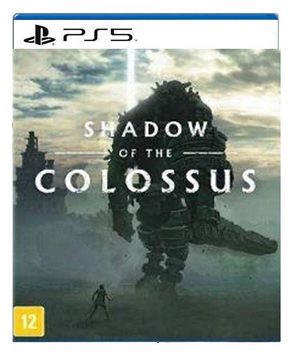 Shadow Of The Colossus para ps5 - Mídia Digital