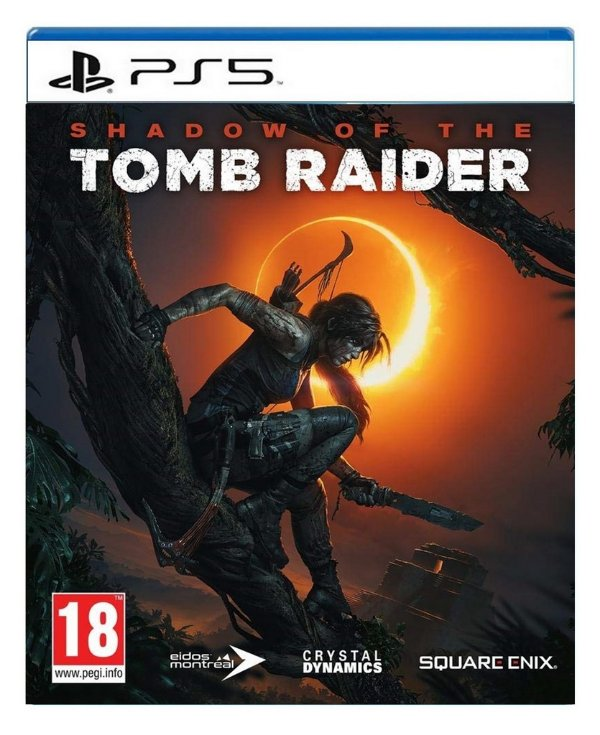 Shadow of the Tomb Raider para ps5 - Mídia Digital