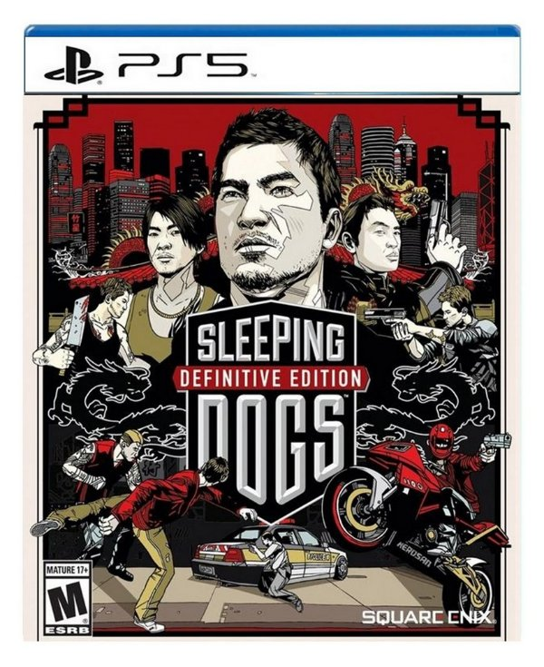Sleeping Dogs™ Definitive Edition para ps5 - Mídia Digital