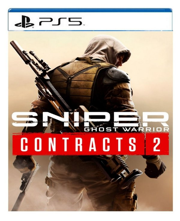 Sniper Ghost Warrior Contracts 2 para ps5 - Mídia Digital