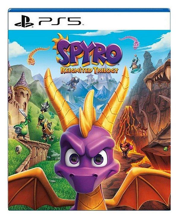 Spyro para PS5 - Mídia Digital