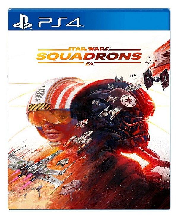 Star Wars Squadrons para PS4 - Mídia Digital
