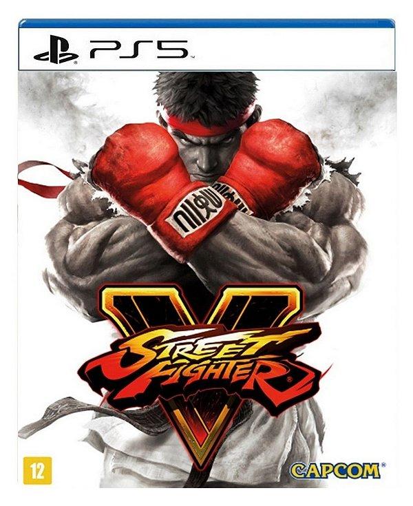 Street Fighter V para PS5 - Mídia Digital