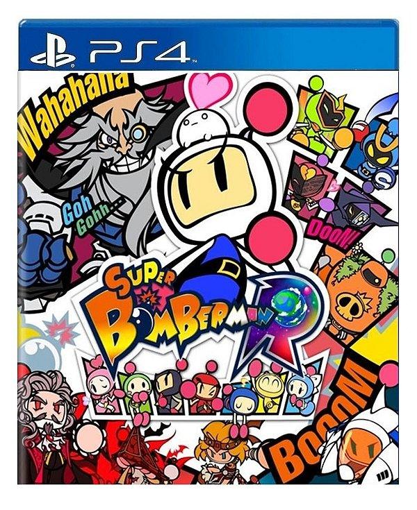 Super Bomberman R para ps4 - Mídia Digital